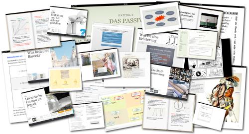 iBooks-Seiten