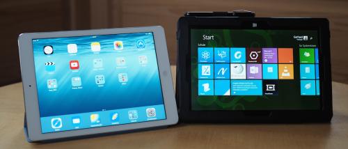 iPad vs Wintab